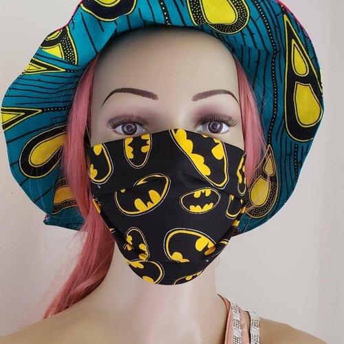 Masque, masque lavable afnor, masque tissu lavable france