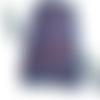 Robe grise fleurie 10,94 euros laine tricotée main noeud satin taille 18 mois @ jarakymini