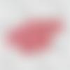 Blouson bébés rouge tricot point fourrure/ http://www.ungrandmarche.fr/boutique/jarakymini