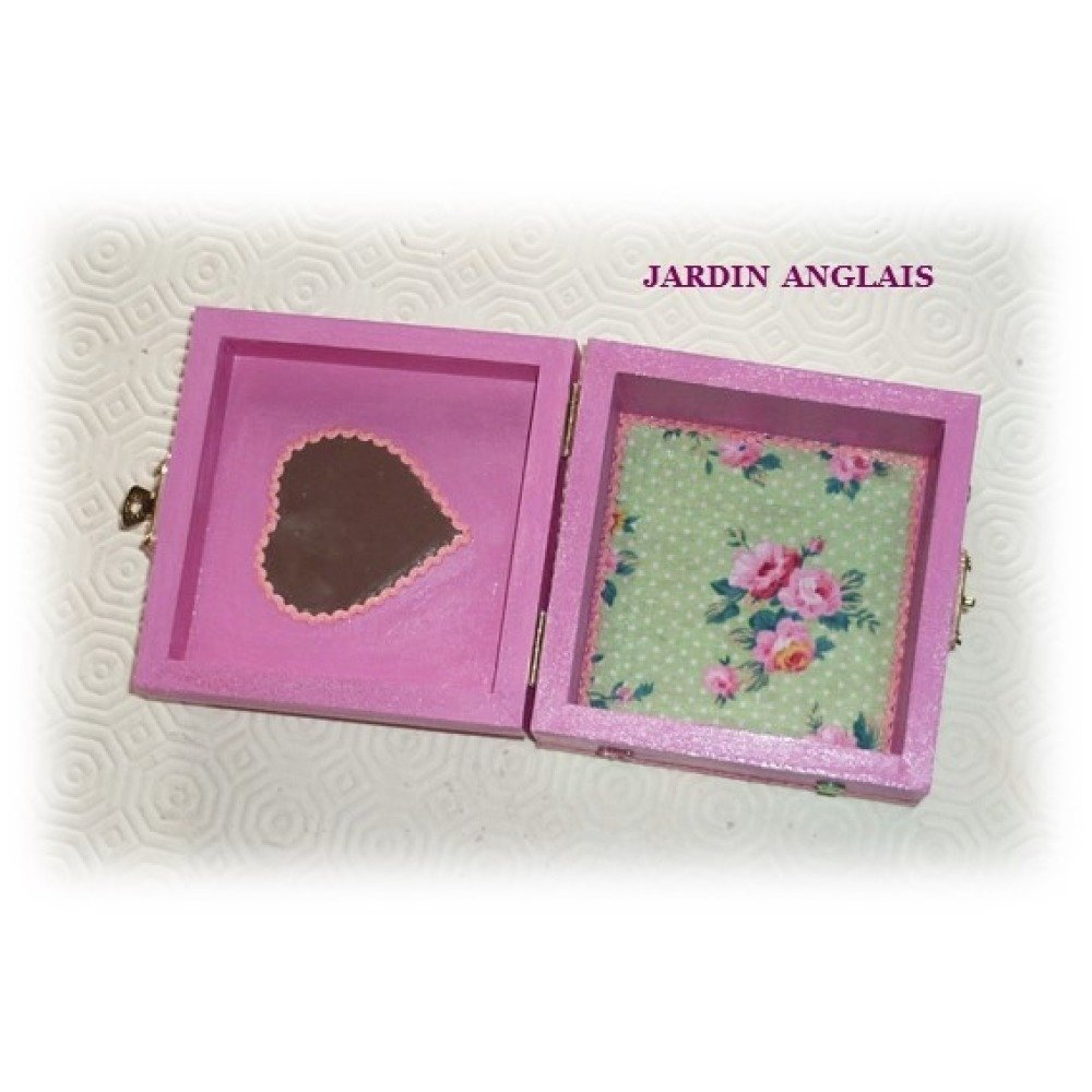 Boîte à bijoux ou autres «babioles»
