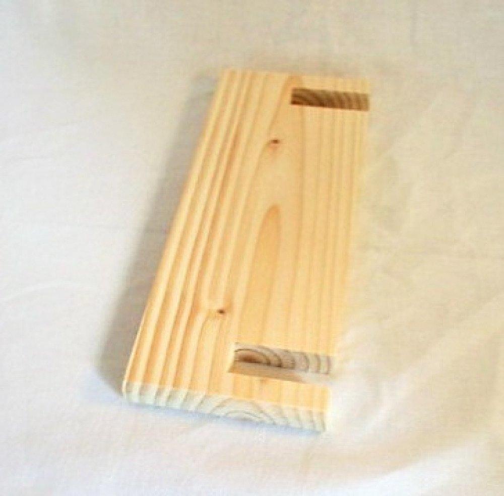 """étagère murale en kit en bois de palette de récupération """"GRANDE PIECE"""""""