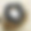 10 perles en obsidienne noire 10 mm