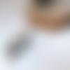 Collier homme pierre naturelle - sautoir homme - collier artisanal boheme