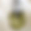 Tourmaline 5 carats - pendentif cabochon pierre naturelle - pakistan // ref j100