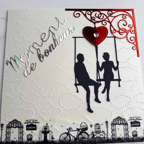 Jolie Carte Couple Un Grand Marche