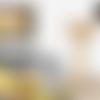 Lampadaire déco piana en raphia naturel hauteur 150cm