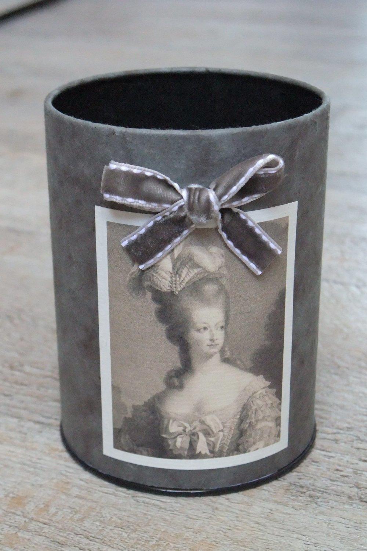 Pot à crayons (numéro 159) Marie-Antoinette