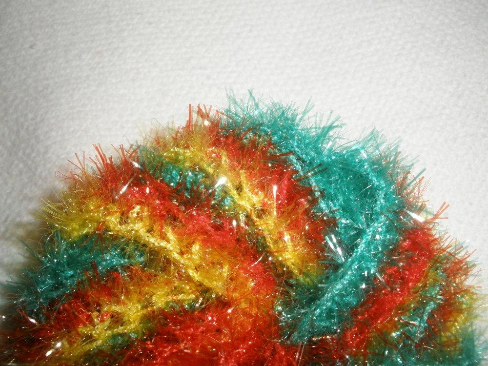 Tawashi/Eponge  Rond  3 couleurs