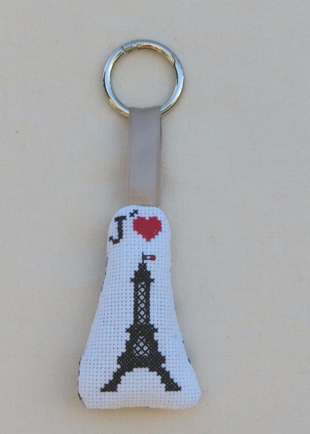 Sac à main Porté épaule, Paris, Tour Eiffel, Sac Cabas, Pochette maquillage, Porte clés Paris , Cadeau Unique Femme