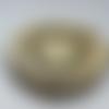 Bracelet pour homme en pierres naturelle en jaspe (unakite) et de perle tribal
