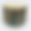 Boucles d'oreille goutte en jaspe, pierre naturelle
