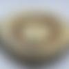 Bracelet pour homme en pierres naturelle en agate et bois