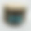 """Boucles d'oreille tortue en pierre naturelle """" turquoise"""""""