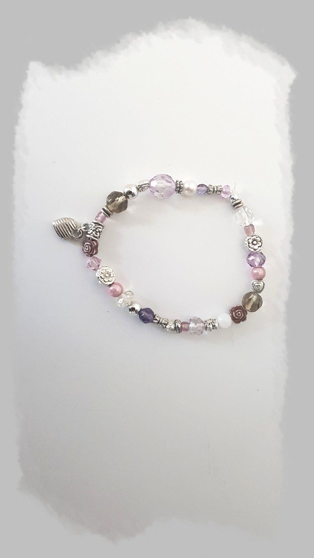 bracelet fantaisie élastique