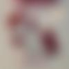 Plaque de porte prénom licorne