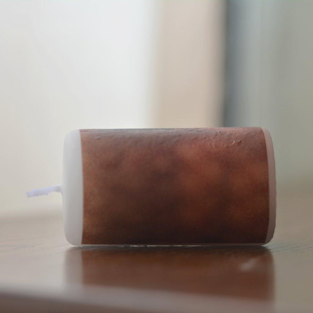 Petite bougie photo - Micro vintage