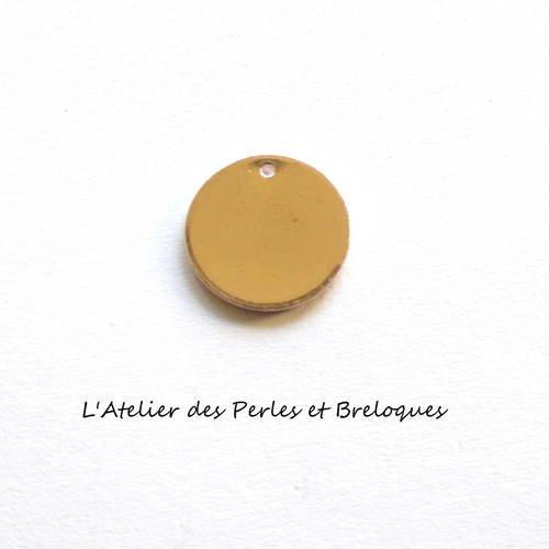 Pendentif medaille a graver (298)