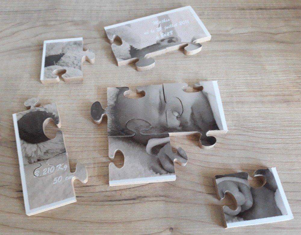 faire -part puzzle