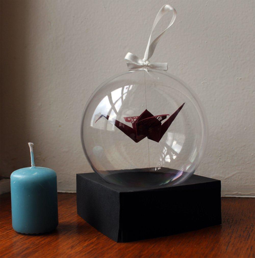 Boule kiri-origami