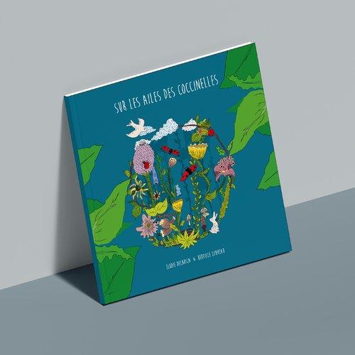 """Pré-vente du livre """"sur les ailes des coccinelles"""""""