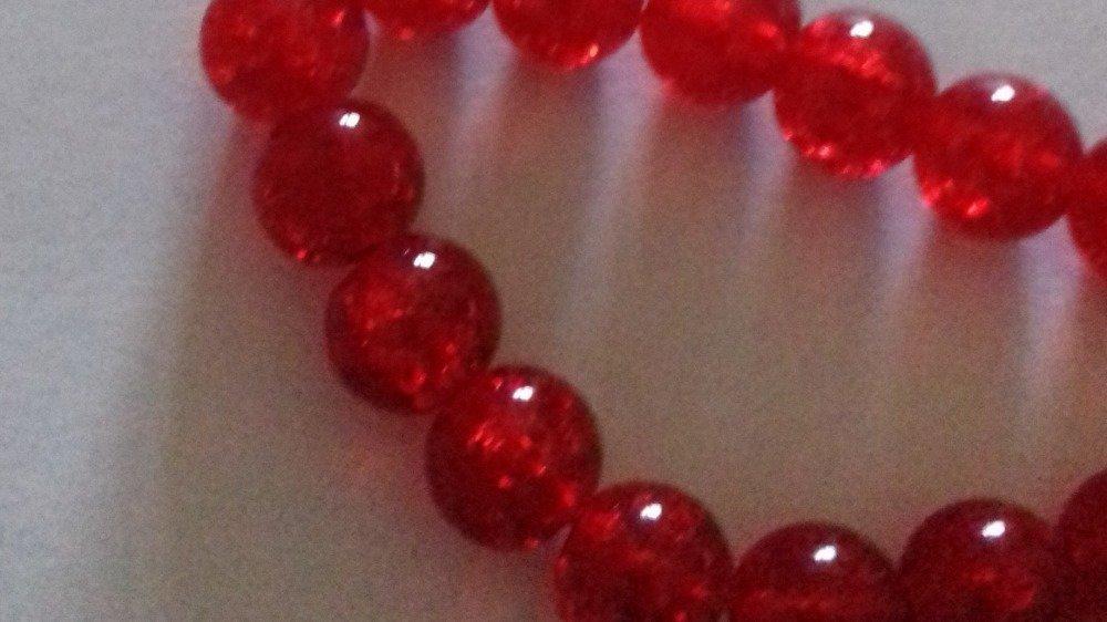perle verre 10mm