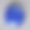 Pendentif - bleu