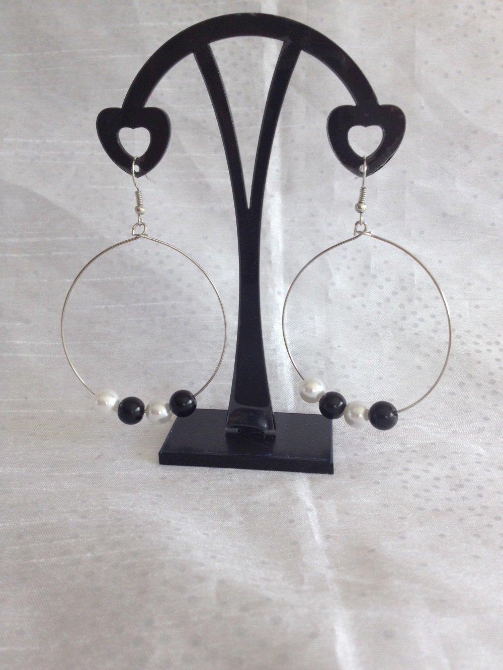 Boucles d oreille anneaux