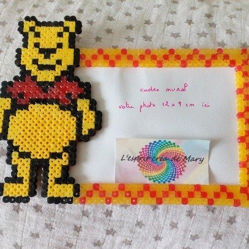 Décoration Murale Pour Chambre Bébé En Perles Hama Pixel