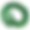 5 perles agate naturelles effet veine 8 mm
