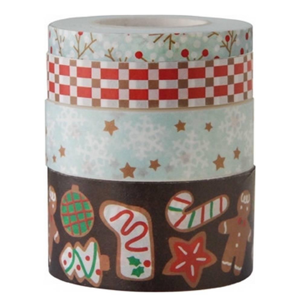 Masking tape Noël, assortiment Noël Rico Design