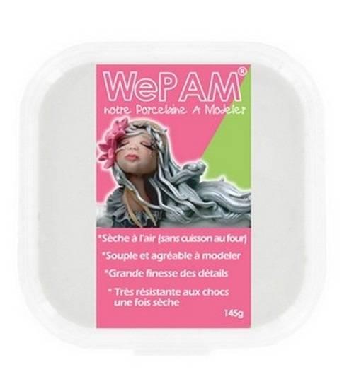Porcelaine froide blanc nacré Wepam