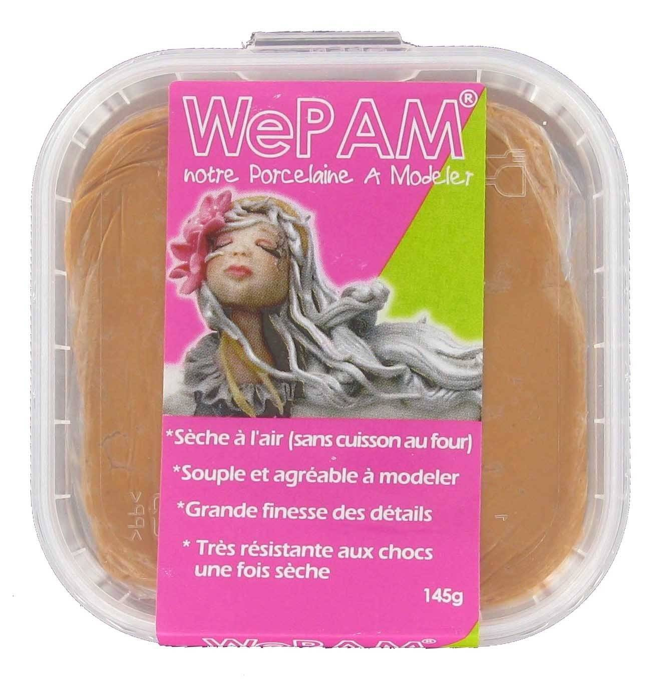 WePam Porcelaine froide à modeler WePam 145 g Parme