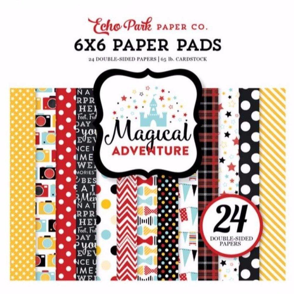 Bloc de papier Magical Adventure