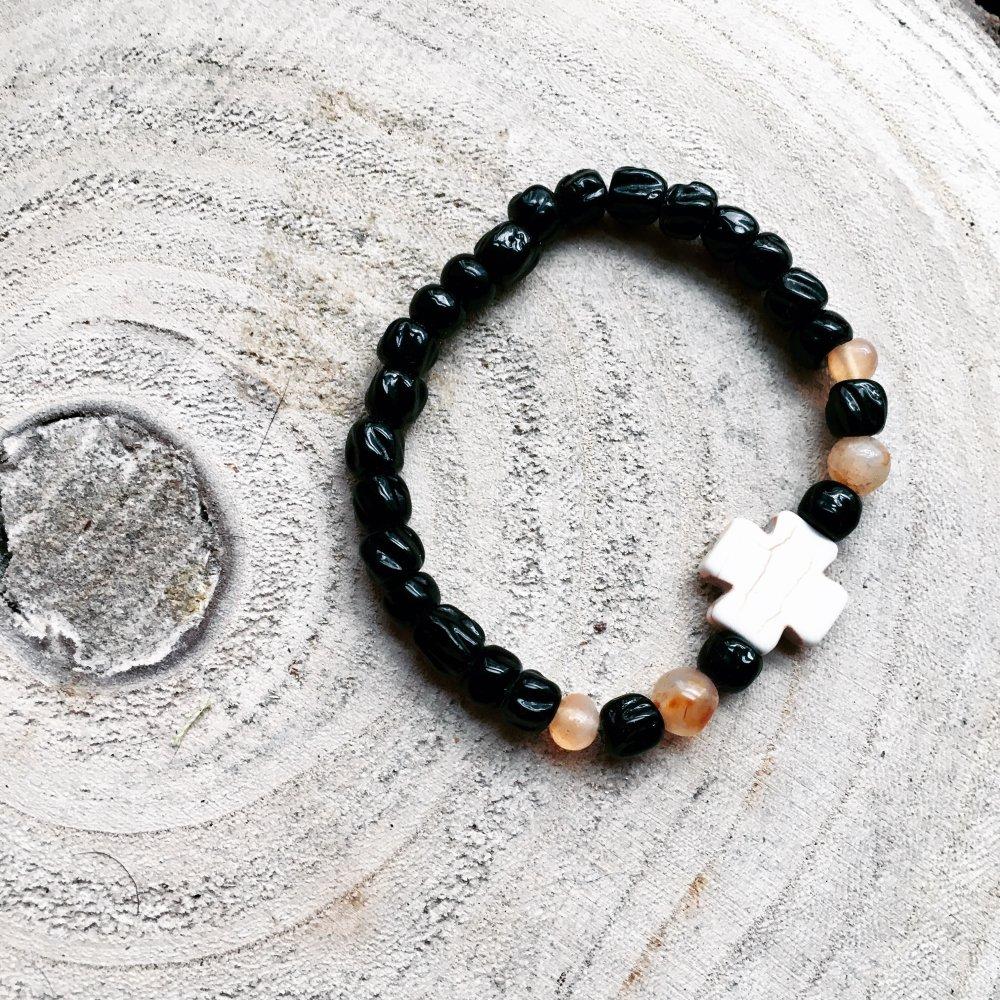 Bracelet croix en toi