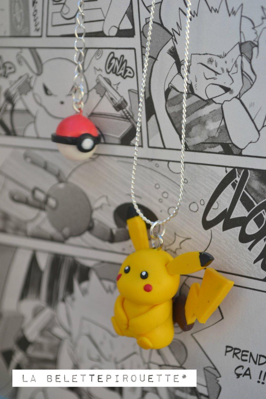 Collier Pikachu
