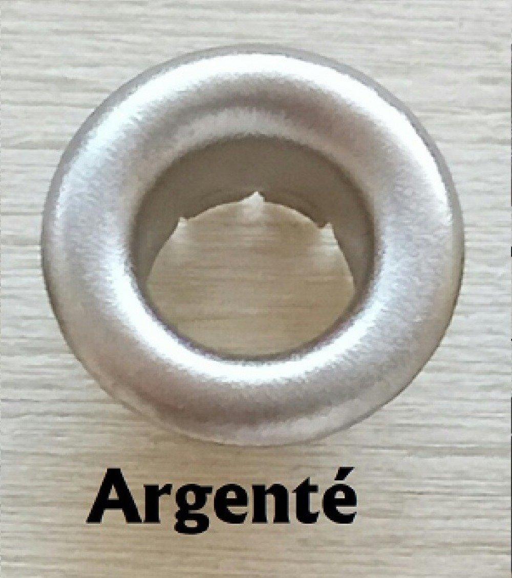 Pince à sertir + 1000 Oeillets 5/10x5 Doré , Argenté , Canon , Bronze Lumiere 5mm  Diametre 10mm , Hauteur 5mm