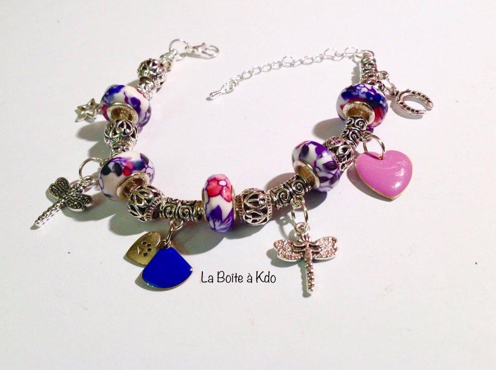 Bracelet Charm' Style Pandora