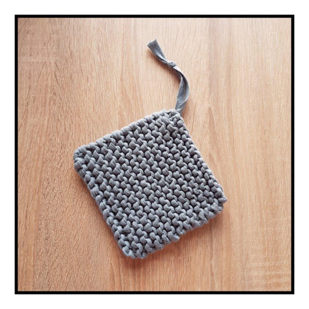Tawashi gris clair