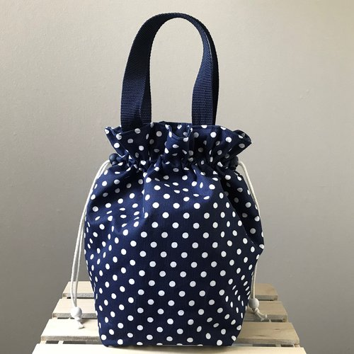 Pochon de rangement ou petit sac