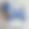 """""""le scottish family"""". figurines 3 scottish terriers en feutrine à suspendre."""