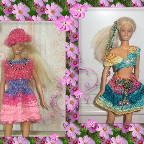 Fiche Patron Pdf N Bb2 Création De 2 Vêtements Tricot