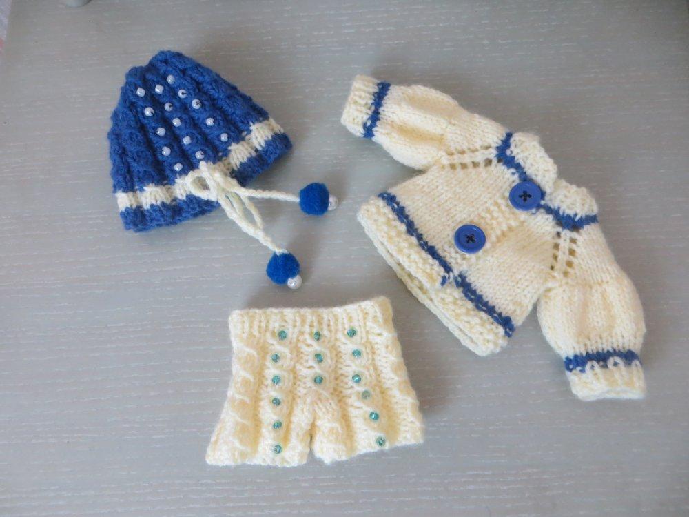 Vêtements pour Poupées et poupons 25 à 27 cms, ARIAS, NPK, ANTONIO JUAN
