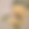 Serviette en papier - citrons jaunes