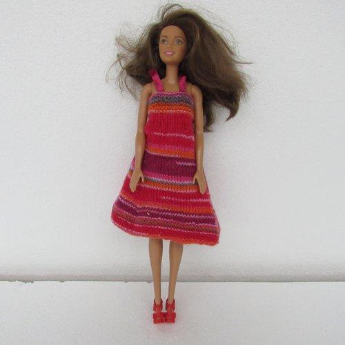 Tenue 2 pièces pour poupée mannequin