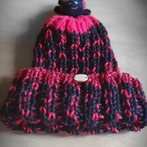 Bonnet coccinelle