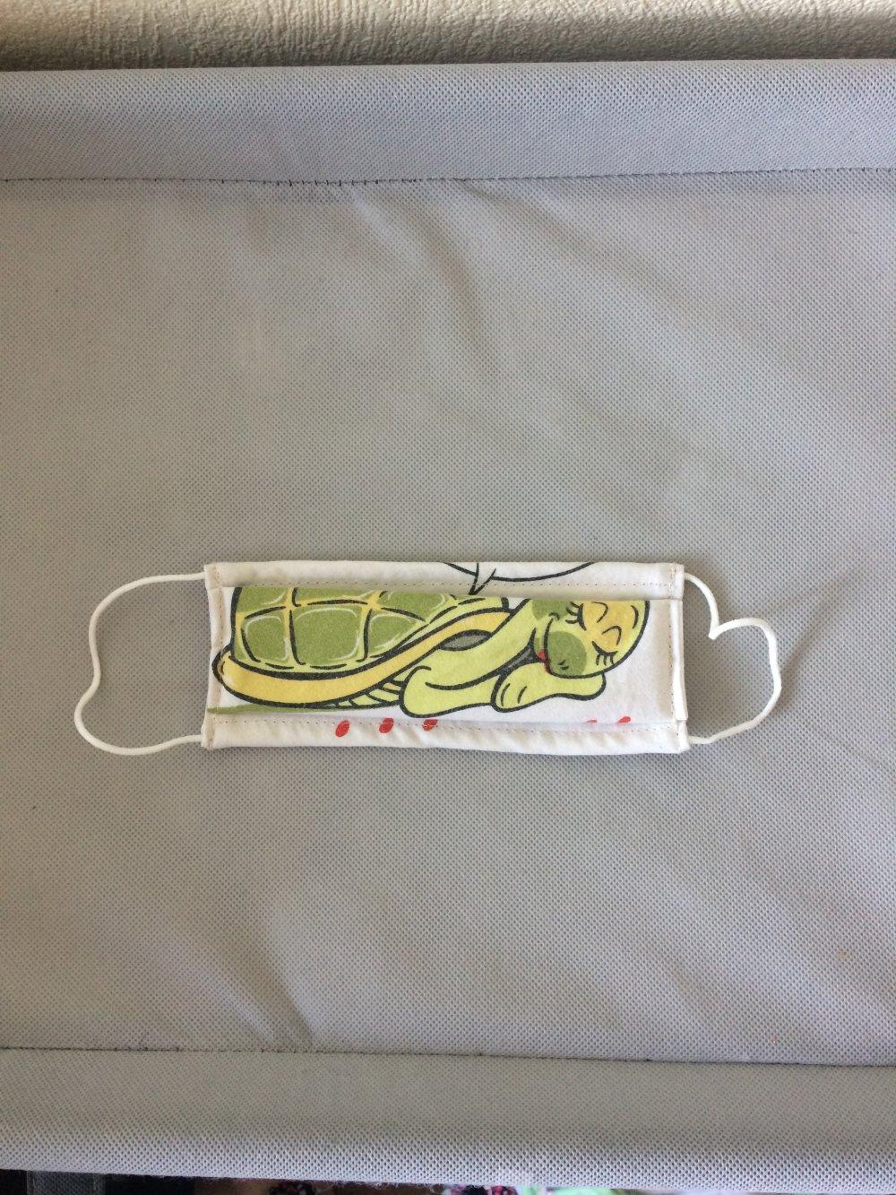 Masque de protection en tissu pour enfant (AFNOR)
