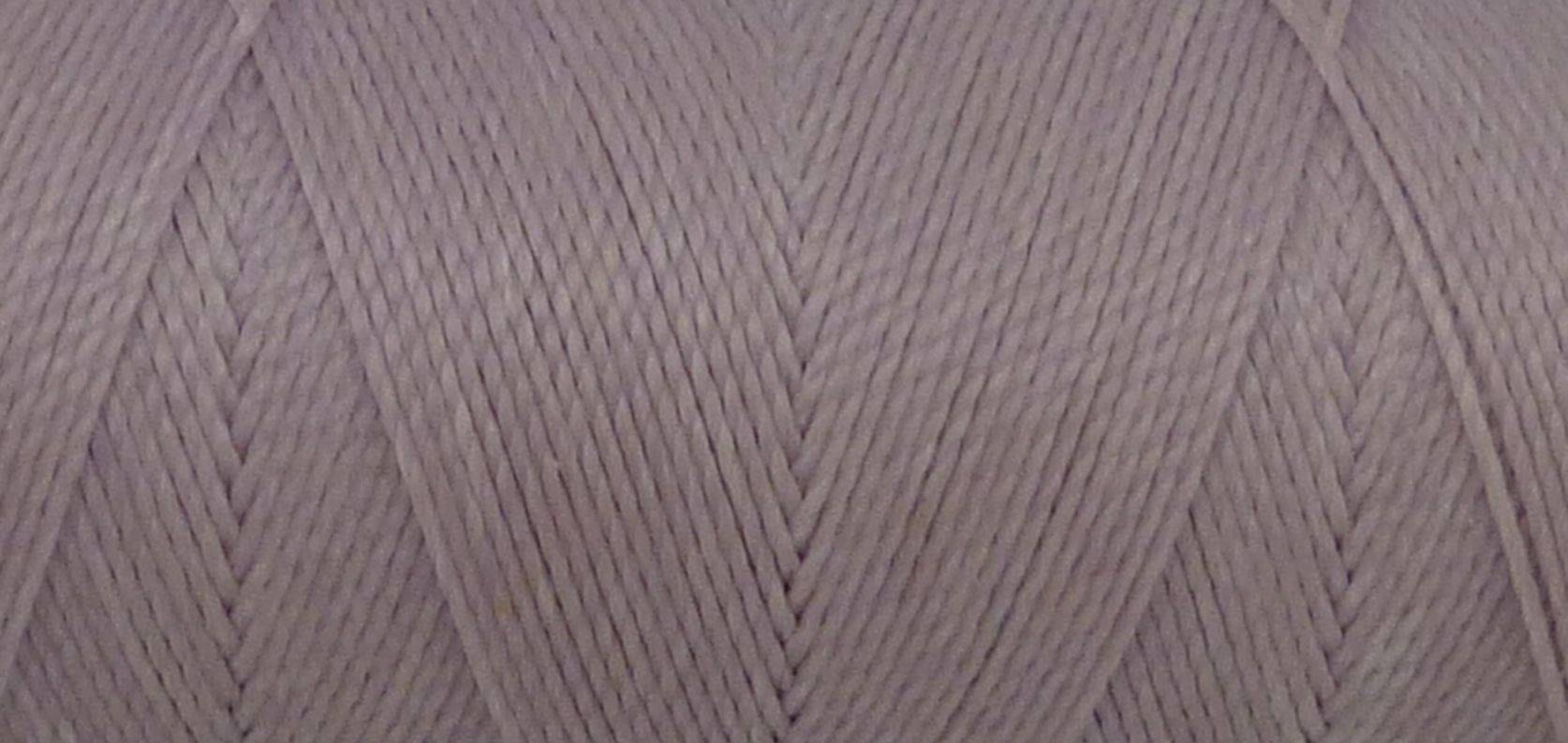 5m Fil polyester 0,8mm de couleur rose parme