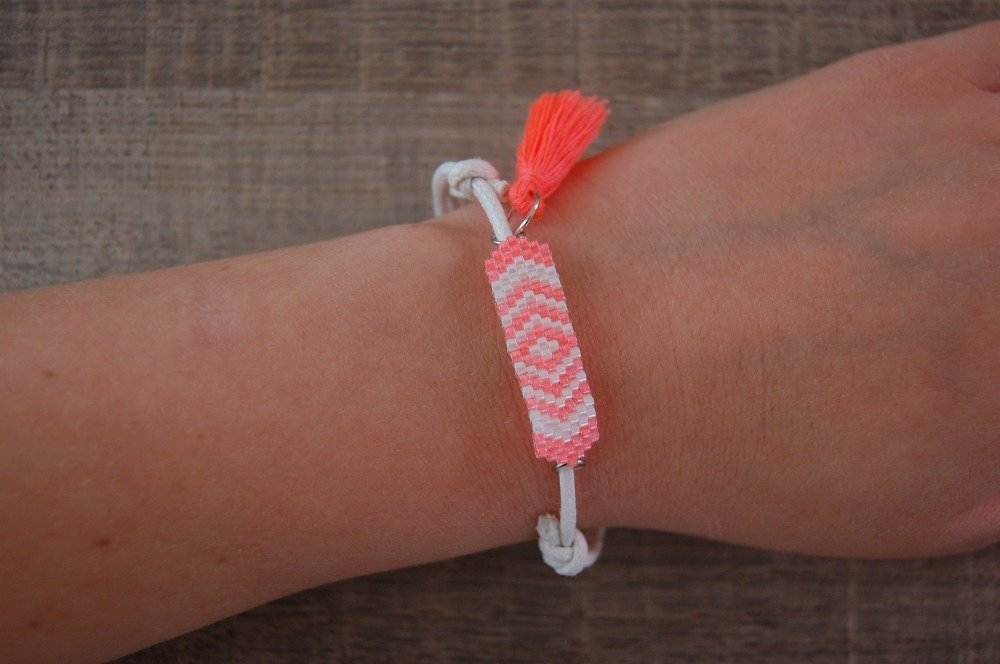 Bracelet Flashy Orange