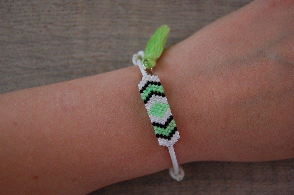 Bracelet Flashy Vert