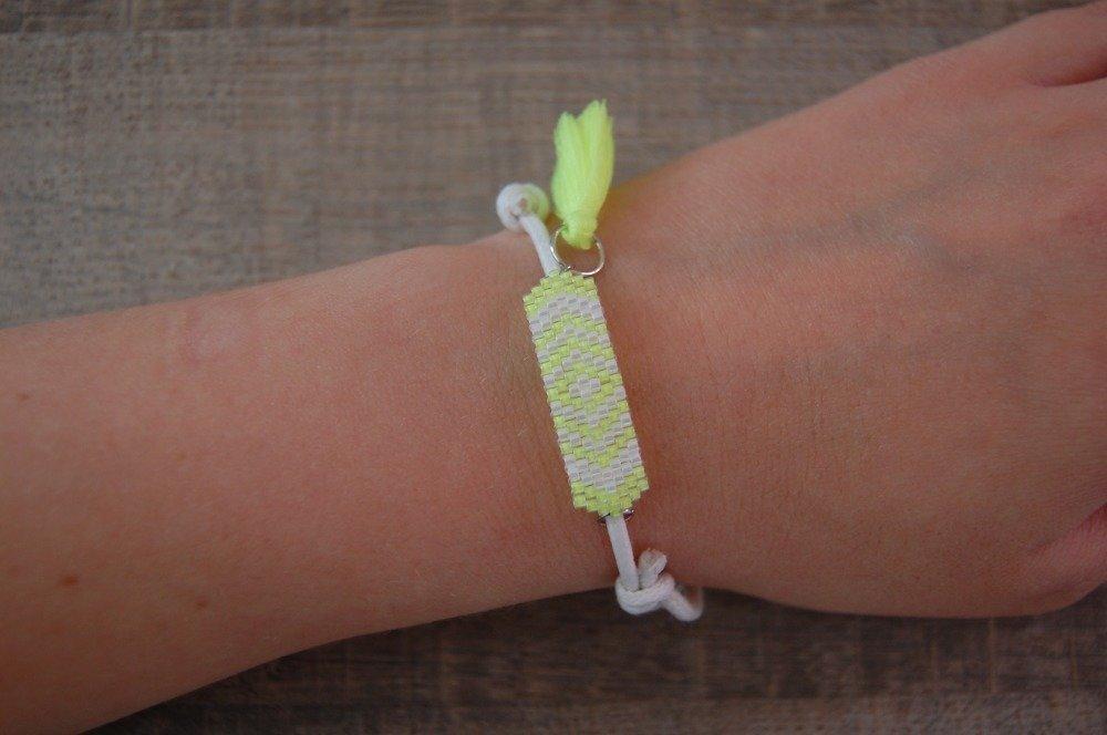 Bracelet Flashy Jaune